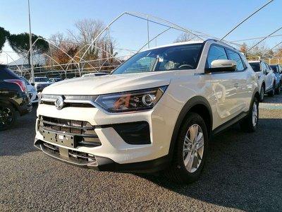 Ssangyong Korando nuova 1.5 GDI-Turbo 2WD Road a benzina Rif. 11652881