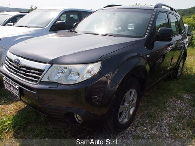 Subaru Forester Forester 2.0XS Bi-Fuel 4NGP