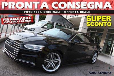 Audi A5 nuova SPB 2.0 TDI Quattro S-LINE STronic Sline diesel Rif. 4618362