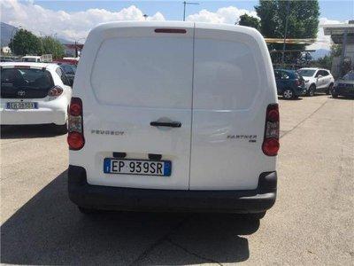 Peugeot Partner  Usata