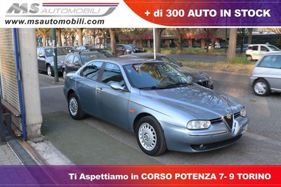 Alfa Romeo 156 usata 156 1.9 JTD cat Distinctive Unicoproprietario diesel Rif. 10840796