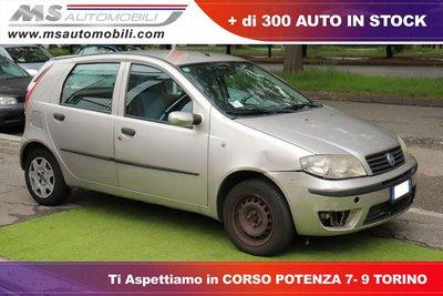 Fiat Punto usata Punto 1.2 5 porte Active Unicoproprietario a benzina Rif. 10945337