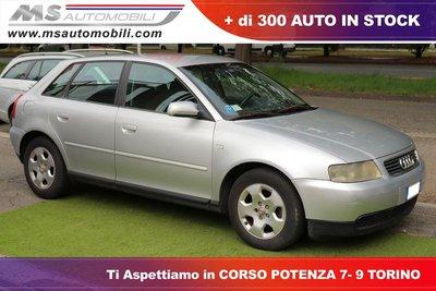 Audi A3 usata A3 1.8 20V cat 5p. Ambiente Unicoproprietario AUTOMATICA a benzina Rif. 10945340