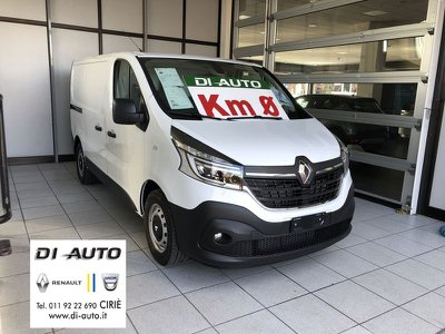 Renault Trafic km 0 T27 1.6 dCi 145CV S&S PC-TN Furgone Ice diesel Rif. 11513002