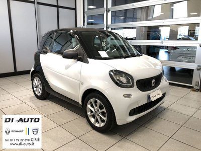 Smart Fortwo usata fortwo 70 1.0 Youngster a benzina Rif. 12078690