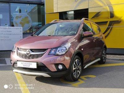 Opel Karl usata Rocks 1.0 73 CV Start&Stop a benzina Rif. 12187009