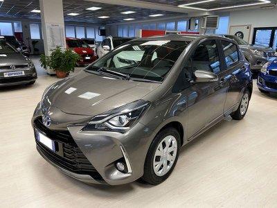 Toyota Yaris usata 1.5 Hybrid 5 porte Active elettrica Rif. 11725271