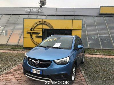 Opel Crossland X km 0 1.2 Turbo 12V 110 CV Start&Stop Innovation a benzina Rif. 9366390