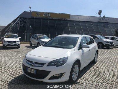 Opel Astra Astra 1.4 T 140CV Sports Tourer GPL Tech Cosmo