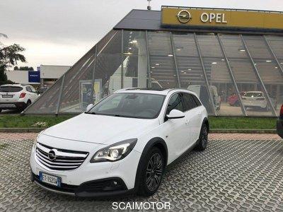 Opel Insignia usata 2.0 CDTI 4x4 163CV Country Tourer aut. diesel Rif. 11501319