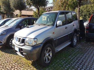 Nissan Terrano Ii usata 3.0 DIT SPORT SW 7 POSTI diesel Rif. 10049830