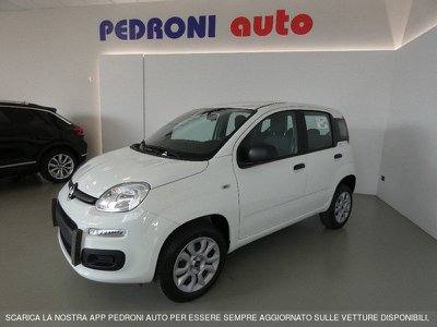 Fiat Panda 0.9 Twinair Turbo 80CV 5p Natural Power Metano FIN