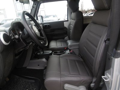 Jeep Wrangler  Usata