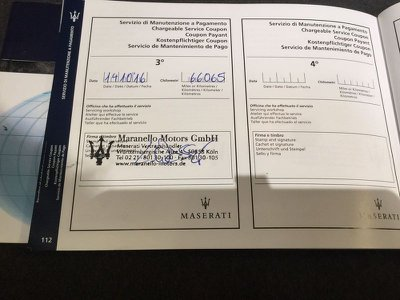 Maserati GranTurismo  Usata