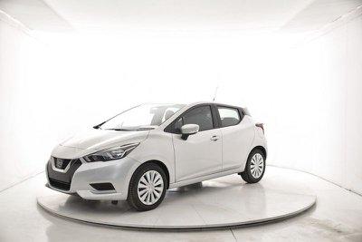 Nissan Micra km 0 1.5 dCi 90CV 5P Acenta , NUOVA - EURO 6.2-Temp diesel Rif. 10830398