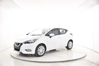 Nissan Micra km 0 1.5 dCi 90CV 5P Acenta , NUOVA - EURO 6.2-Temp diesel Rif. 10830400