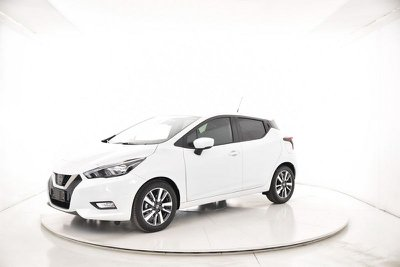 Nissan Micra km 0 IG-T 100CV N-Connecta , NUOVA DA IMMATRICOLARE a benzina Rif. 10830413