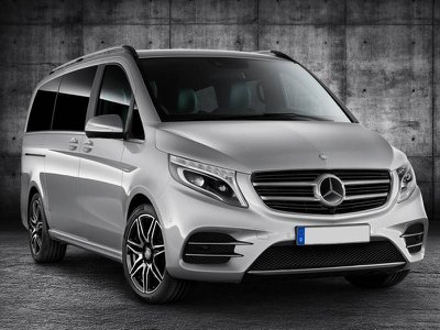 Mercedes-benz nuova V 220 d Automatic Sport Business Long diesel Rif. 11328886
