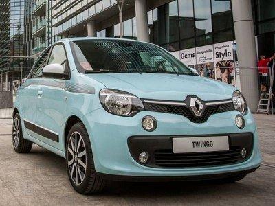 Renault Twingo 3ª serie SCe Lovely