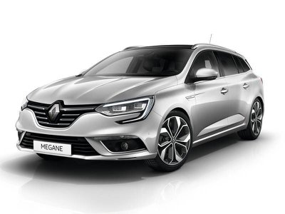 Renault Megane km 0 4ª serie Sporter dCi 8V 110 CV EDC Energy Intens diesel Rif. 9205304