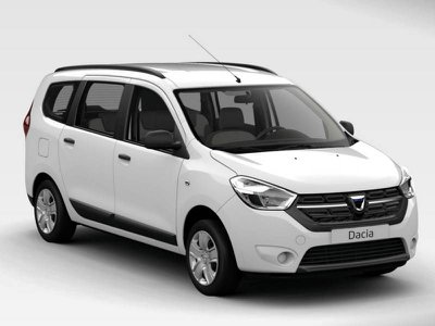 Dacia Lodgy 1.5 dCi 8V 110CV Start&Stop 5 posti Serie Speciale Brave