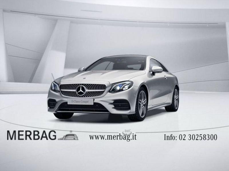 Auto Nuove Pronta Consegna Milano Mercedes Benz Classe E Diesel E