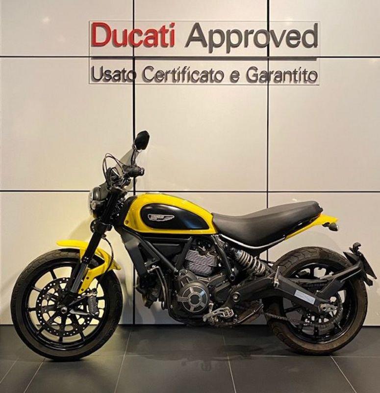 Moto Usate Treviso Ducati Scrambler Altro 800 Icon 4205111