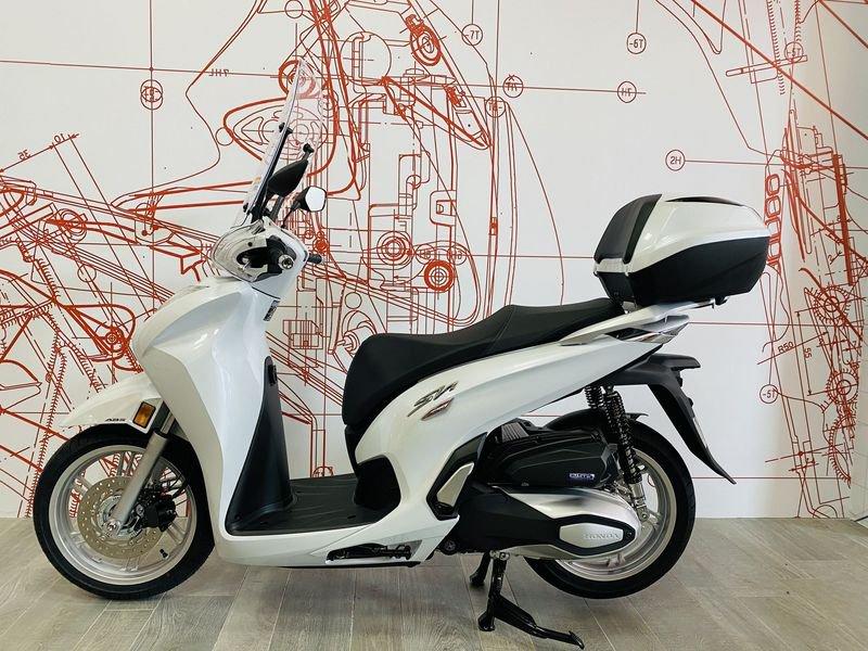 moto nuove pronta consegna monza honda sh 350 benzina abs