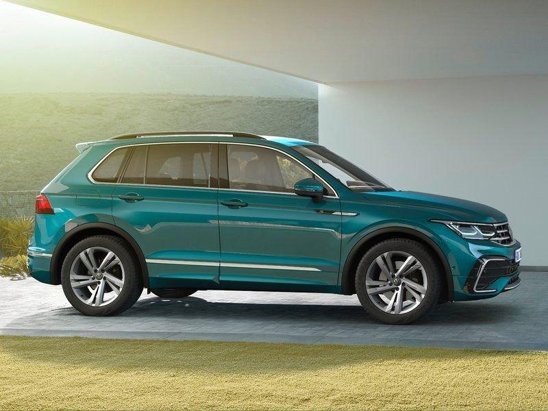 Volkswagen Tiguan  1.4 TSI eHYBRID DSG Elegance