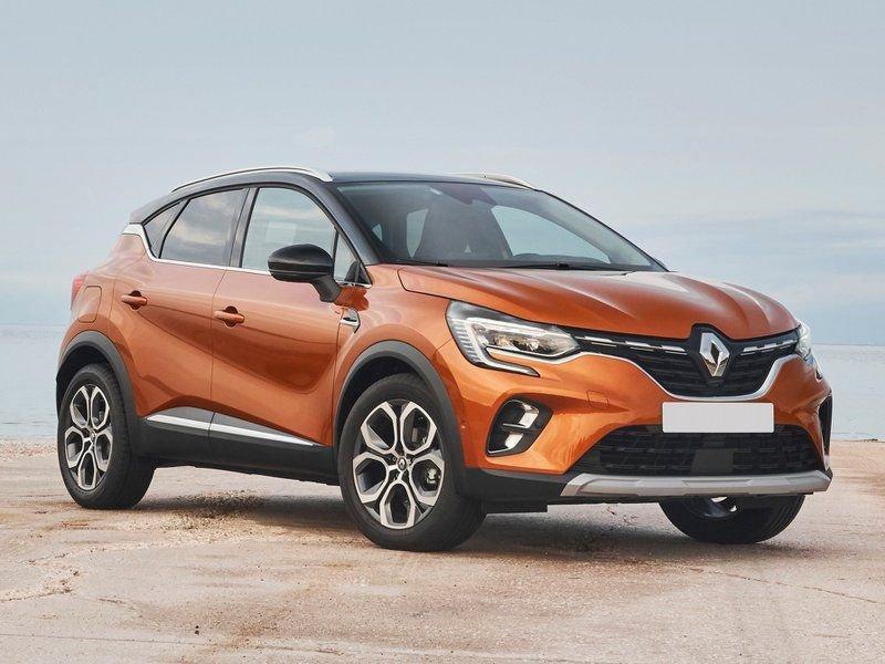 Renault Captur  Hybrid E-Tech 145 CV Intens